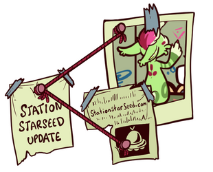 Station: Starseed Page 24!! by Lucheek
