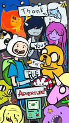 Adventure Time by UrbanFoxGamer