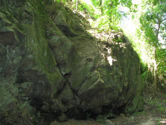 A big boulder by PegasusSeiya351