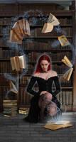 Magic Books by WeReallyDig