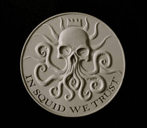 Squidder Coin - Front by JamieDMac