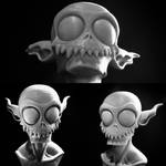 Ghoul by JamieDMac