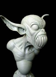 Peltzer the Gremlin by JamieDMac