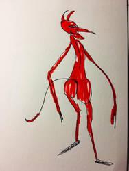How Devilish by BurtonElliotDelToro
