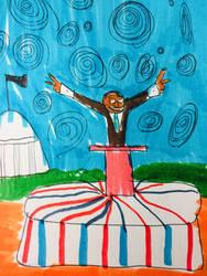 Political Victory by BurtonElliotDelToro