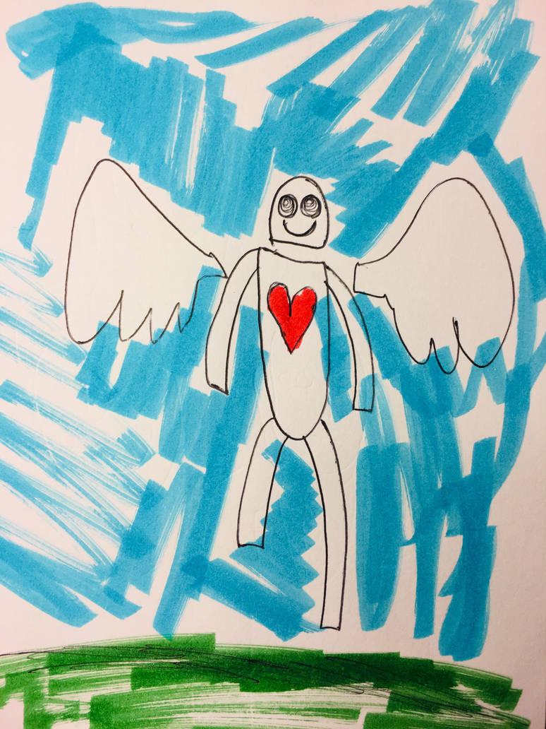 Odd Angel by BurtonElliotDelToro