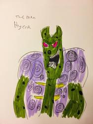 The Man Hyena by BurtonElliotDelToro