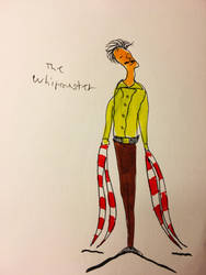 The Whipmaster by BurtonElliotDelToro