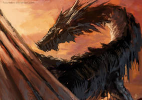 speed dragon by Futurodox
