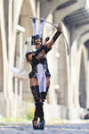 Final Fantasy XII : Fran by Shappi