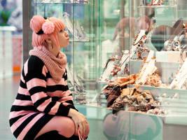 Paradise Kiss : Window shopping by Shappi