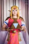 Zelda - A Link Between Worlds by Shappi