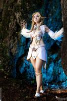 Light Elf Arcana Set - Lineage 2 by Shappi