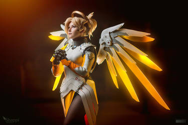 Mercy - Overwatch by Shappi