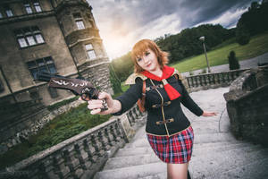Cater - Final Fantasy Type 0 by Shappi