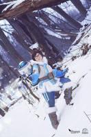 Mei - Overwatch by Shappi