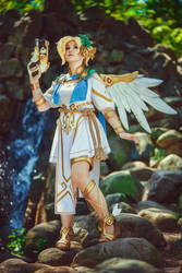 Winged Victory Mercy - Overwatch by Shappi
