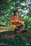 Jinora - Avatar : Legend of Korra by Shappi