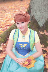 Anna - Frozen by Shappi
