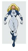 Commission: Ultrawoman by BragaDoom