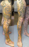 ross Leg 13 by phoenixtattoos