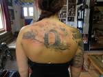 Viks Back by phoenixtattoos