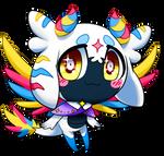 Orikero - Amu by Colorcodex