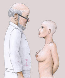 Doctor and Girl by jogbol