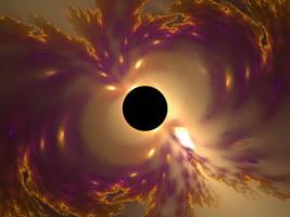 Black hole by DinkydauSet
