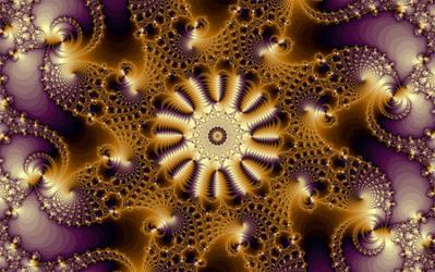 Gouden zoom by DinkydauSet