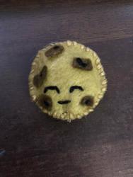 Felt Cookie by Phantomheero