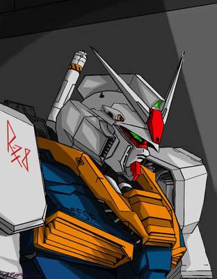 Rx 7820 G35th Happy Birthday Gundam By Pappaprime On Deviantart