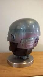 Robocop Helmet 2 by Mutronics
