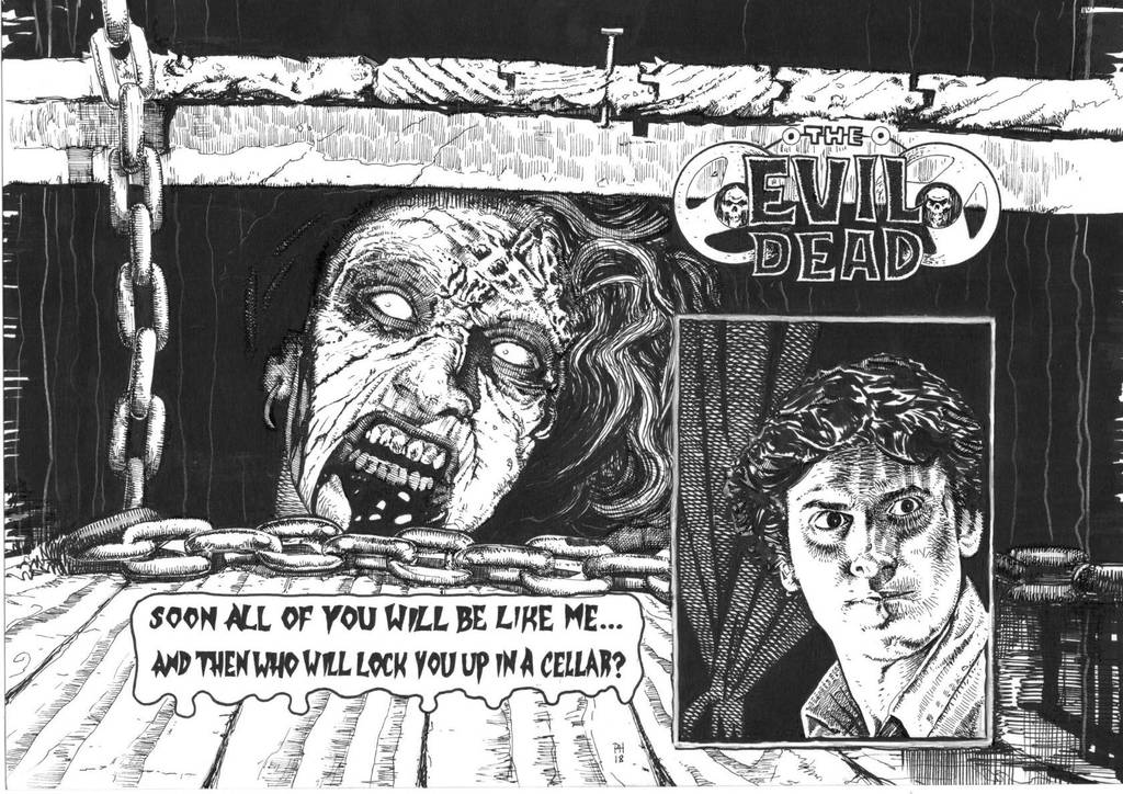 The Evil Dead by Mutronics