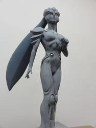 Griselda Zoalord Guyver 2 by Mutronics
