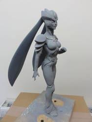 Griselda Zoalord Guyver 4 by Mutronics