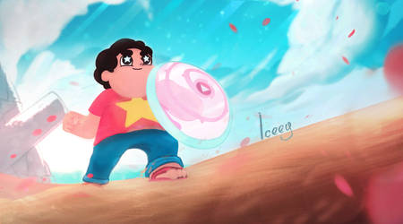 Steven Universe! by Iceey23