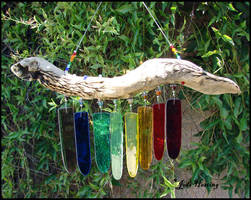 Wind chime - Chakra Glow by andromeda