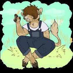 Farm Boy by Saddern