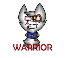 WARRIOR by MikaMilaCat