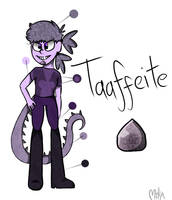Gem persona: Taaffeite by MikaMilaCat