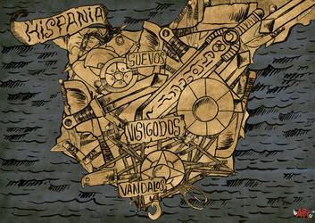 Hispania 409 B.C. by b4rTuK1nG