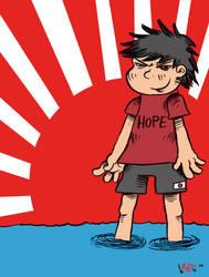 For Japan by b4rTuK1nG
