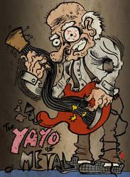 The Yayo of Metal by b4rTuK1nG