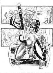 Harley Quinn by undergrace777