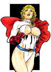 Powergirl by undergrace777