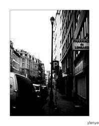Pharmacie du Lombard by ylenya