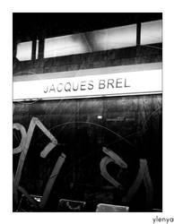 Jacques Brel by ylenya