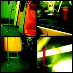 Metro Bxl ::. by ylenya