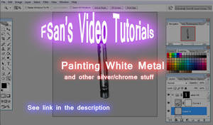 Video Tutorial: Painting Metal by Lord-FSan